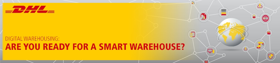 Digital Warehousing: Are you ready for a 'Smart Warehouse'?
