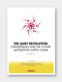 Convergence and The Automotive Supply Chain: White Paper Download